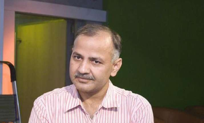 lg government tussle manish sisodia rejects reports of