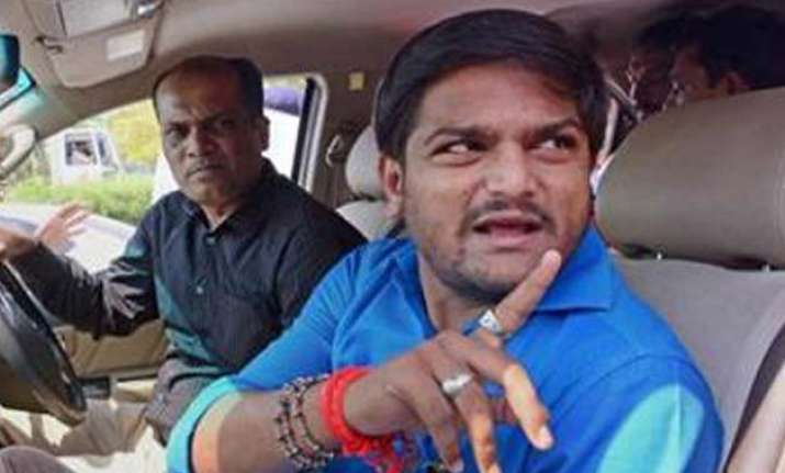 hardik patel not ill treated in jail his food not
