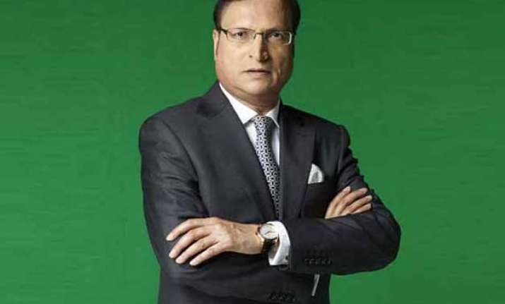 rajat sharma dedicates padma bhushan to his viewers