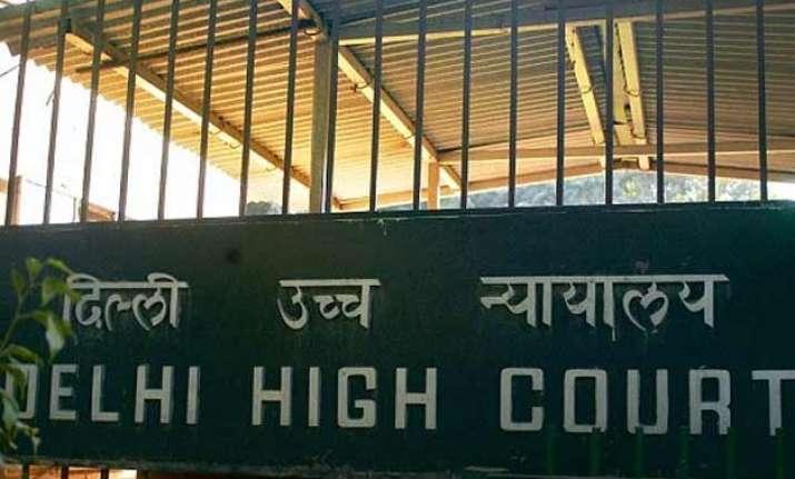 delhi hc asks for report on proper sanitation facilities