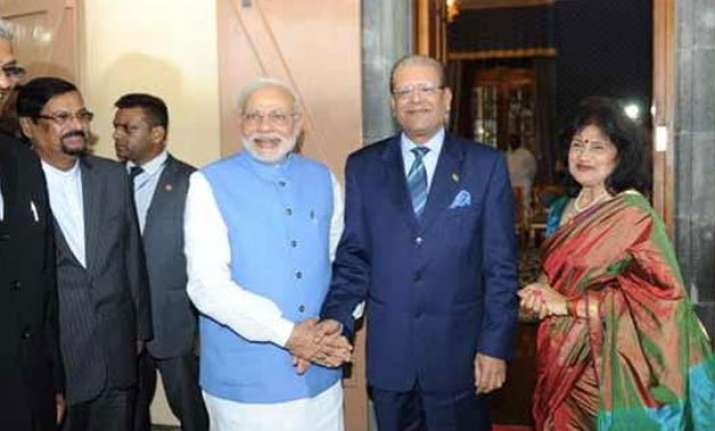 indian ocean to become india s ocean modi fetches two
