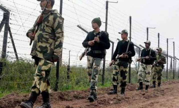 bsf foils infiltration bid kills one suspect two flee back