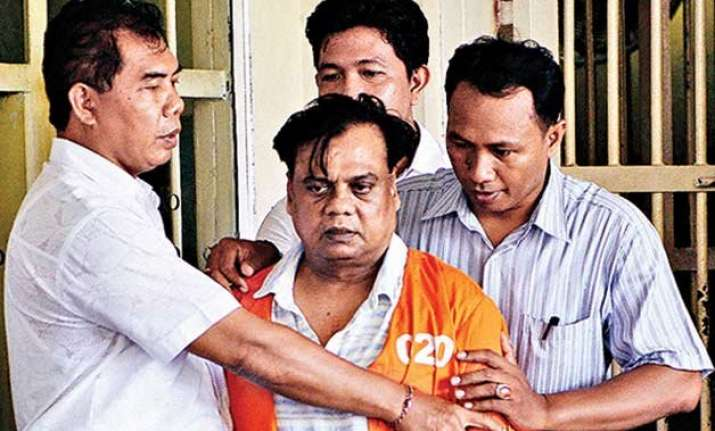 chhota rajan likely to be kept in ajmal kasab s cell at