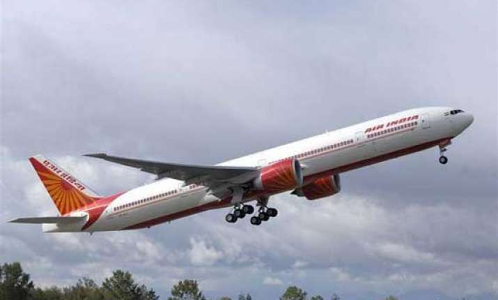 chicago delhi air india flight diverted to toronto