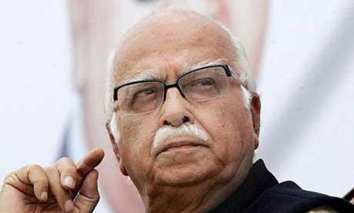 pm committed parliamentary impropriety says advani