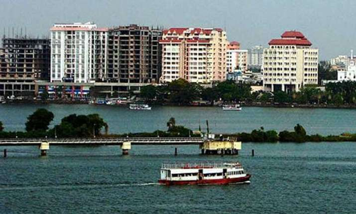 global warming could sink large parts of kochi scientists