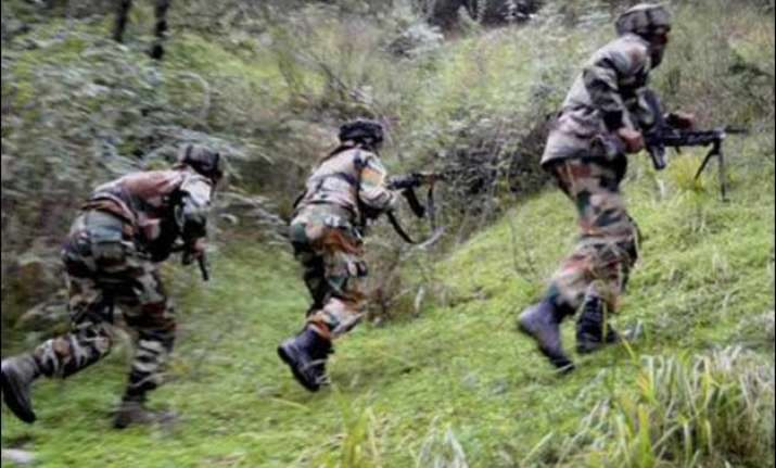 security forces resume operation against militants in