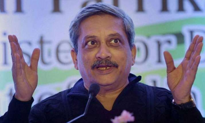 search warrant against parrikar s residence stayed