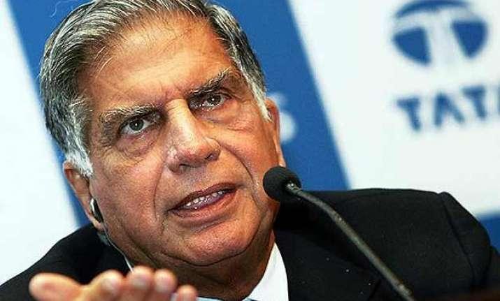 don t get disillusioned support modi ratan tata to india inc