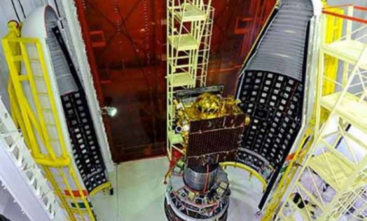 countdown for irnss 1c launch commences at sriharikota