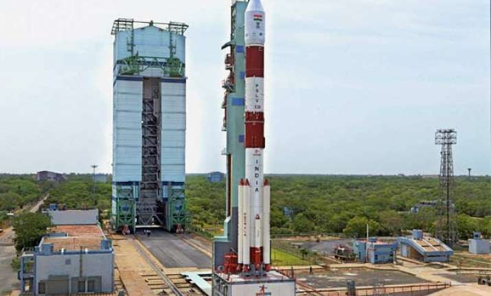 isro to launch heaviest commercial pslv mission today