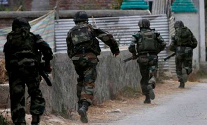 security forces bust militant hideout in baramulla