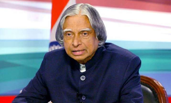 former president a p j abdul kalam envisioned an