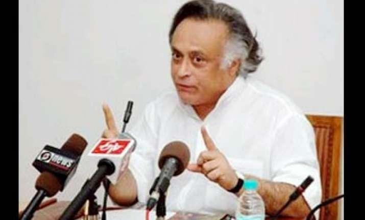 ramesh asks states to amend rules on mining minor minerals
