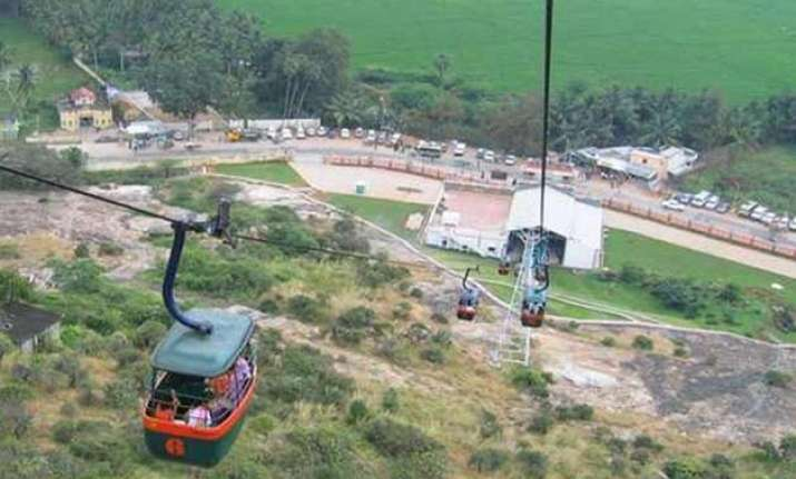 new ropeways soon for uttar pradesh religious circuits