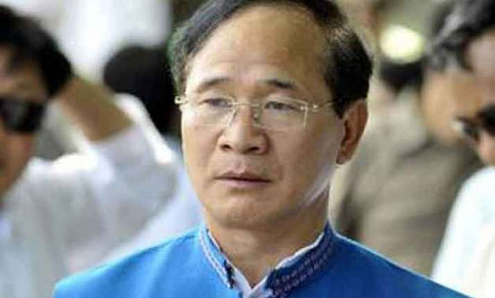 arunachal cm unhappy with central fund release
