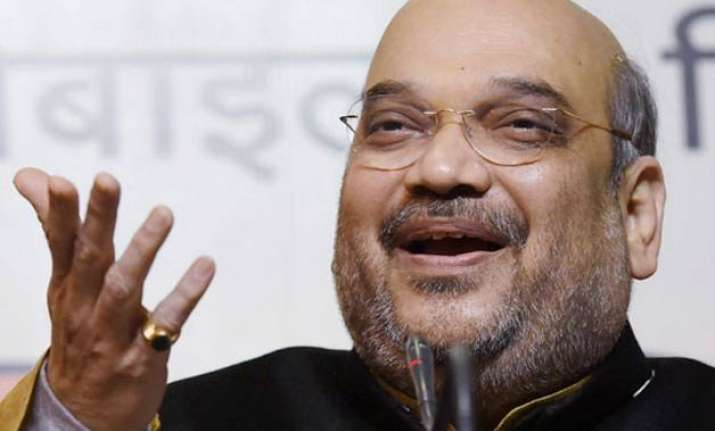 amit shah to meet functionaries from south 5 other events