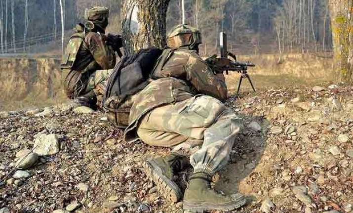 multi layer security blanket in j k border areas for r day