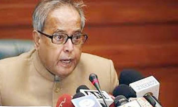 protectionist policies of us not acceptable says pranab