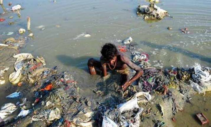over rs.6 lakh crore needed to clean ganga experts