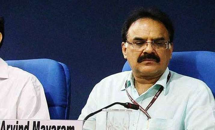arvind mayaram shifted to minority affairs ministry