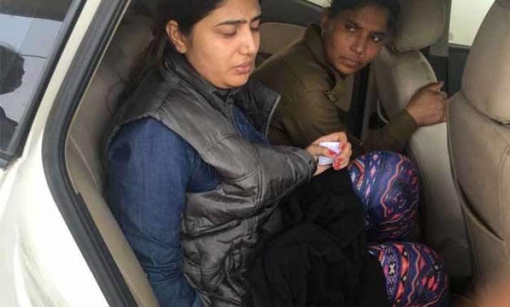 missing noida fashion designer shipra malik traced in