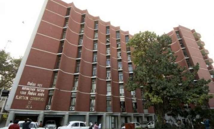 ec orders transfer of moradabad ssp ahead of by poll