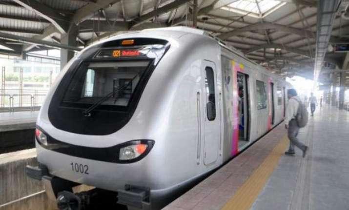 mumbai metro fares frozen till october 31