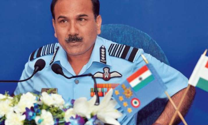 ceasefire violations by pakistan quite serious says iaf