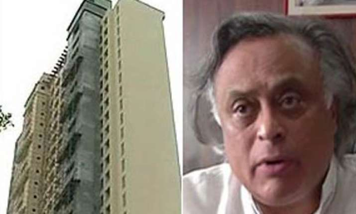 some floors of the adarsh housing society could be