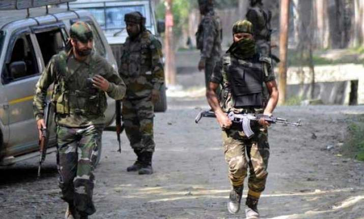j k 2 terrorist killed during encounter with army in samba