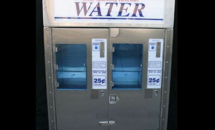 indian railways to install water vending machines