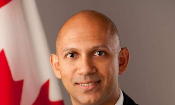 an indo canadian is canada s new high commissioner to india