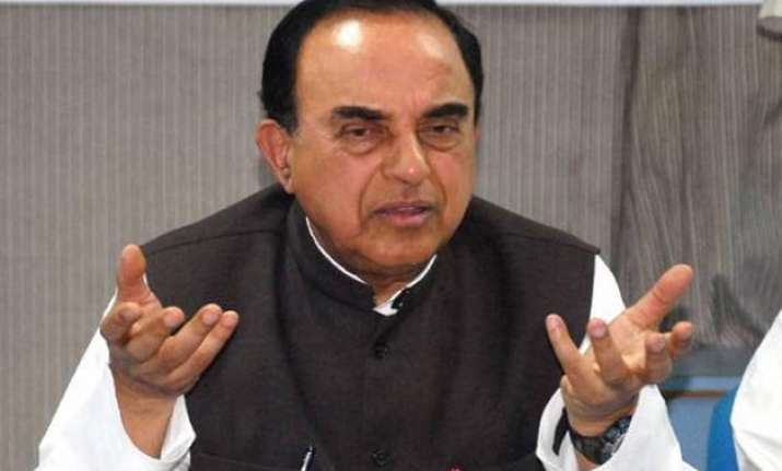 subramanian swamy demands declassification of bose documents