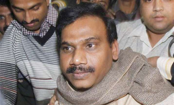 a raja two others remanded in cbi custody for five days