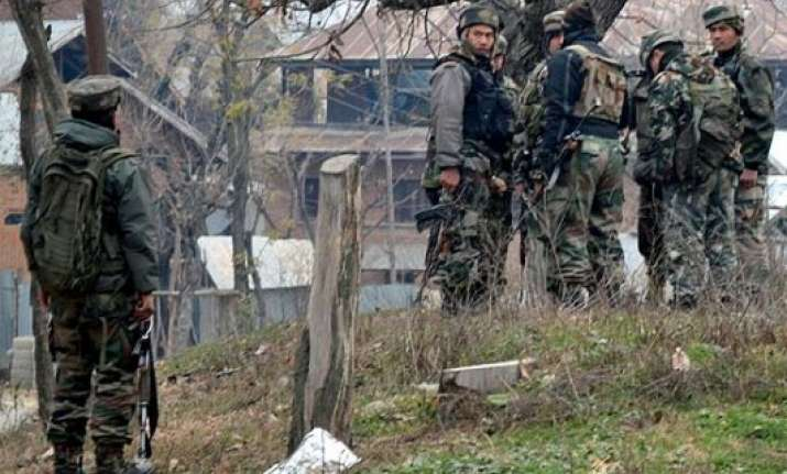 ied blast injures two soldiers in srinagar