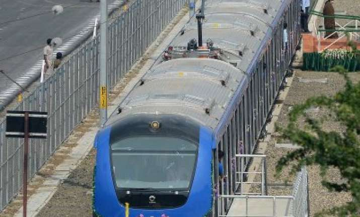 chennai metro rail to submit report on ropecar facility