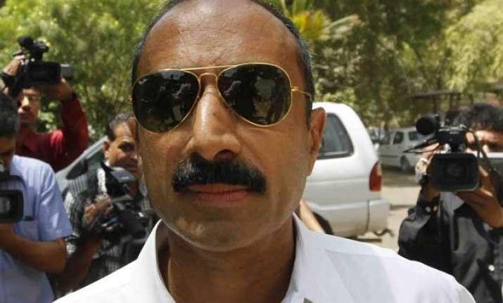 sacked on basis of sham ex parte inquiry sanjiv bhatt