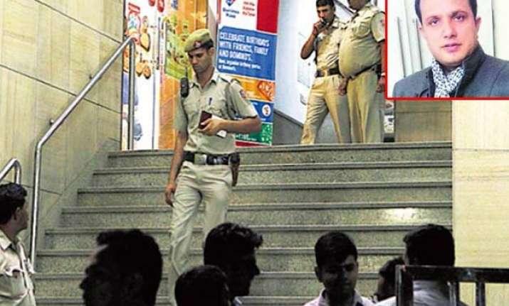 delhi restaurant shootout eyewitnesses say victim vashisht