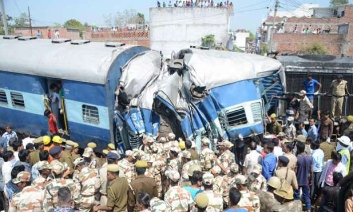reasons behind varanasi bound janata express train