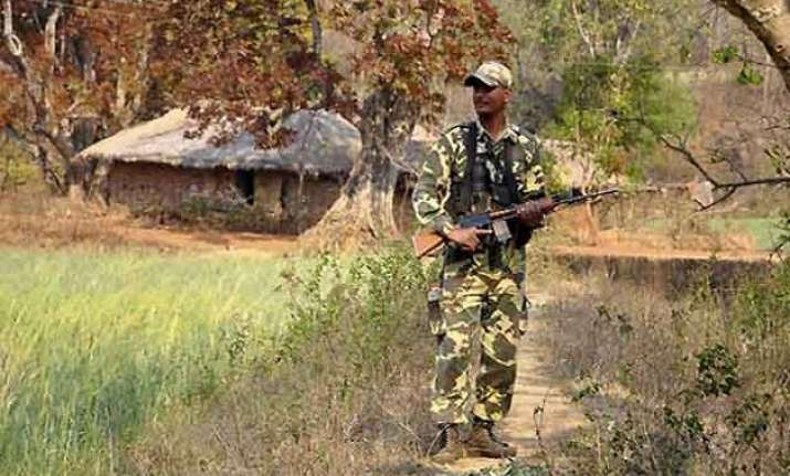 maoist camp destroyed in odisha