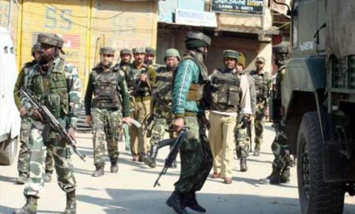 2 jaish e mohammad militants killed in gun battle near