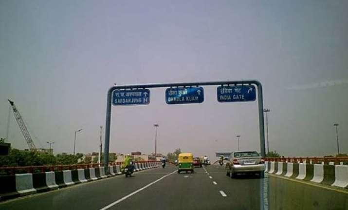 govt plans to build rail network on delhi s ring road