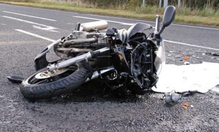 indian student dies in a road accident in china