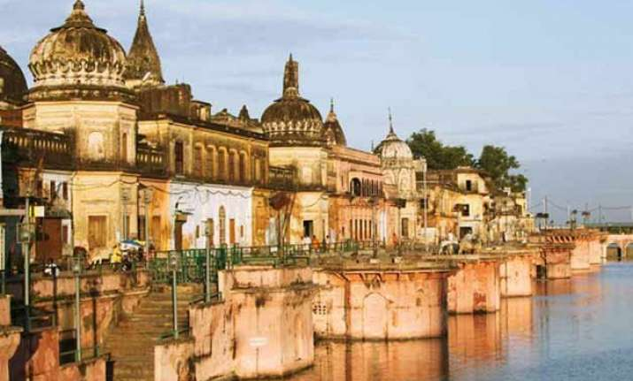 lord ram s birthplace ayodhya is in pakistan claims a book