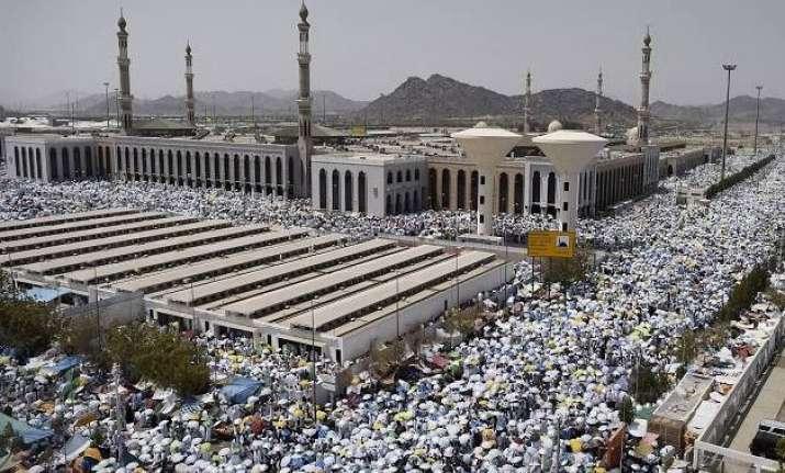 hajj stampede death toll of indians crosses 100