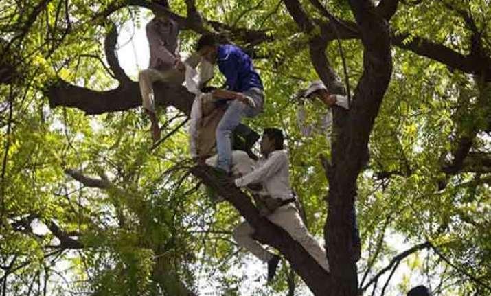 farmer s suicide dm police at loggerhead over jurisdiction