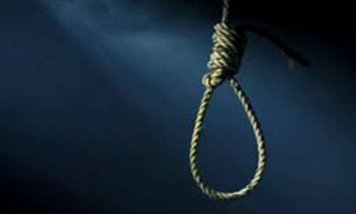 research scholar at central univ found hanging students
