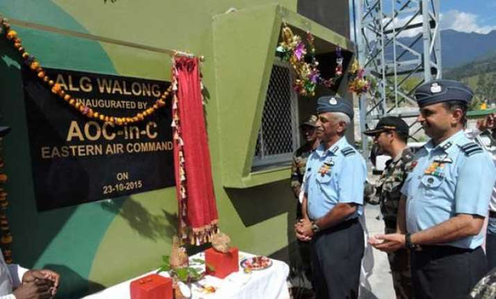 arunachal pradesh walong landing ground ready for operations