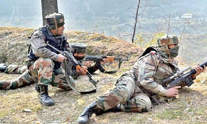 2 militants killed in an army encounter in j k s doda